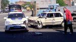 Поліцейські спричинили аварію через погоню за порушником: є постраждалі