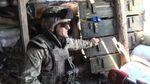 Красногорівка на лінії фронту: як живеться військовим та мирним мешканцям під обстрілами з танку