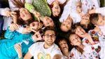 В Украину приехали волонтеры, которые будут учить детей английскому языку