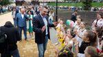 """Віталій Кличко відкрив парк """"Наталка"""": Цей сучасний парк – """"золотий"""" стандарт для всіх зелених зон столиці"""