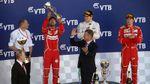 Себастьян Феттель победил на Гран-при Монако