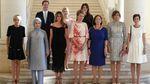 """В Белом доме """"забыли"""" упомянуть о первом джентльмене Люксембурга рядом с Меланией Трамп"""