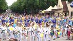 Маленькие харьковчане признались в любви к Украине