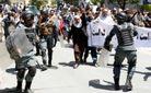 Поліція відкрила вогонь по тисячному натовпі мітингарів у Кабулі: серед жертв – син політика