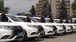 Поліцейські отримали новенькі авто