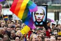 Путін розповів, як би поводив себе з геєм в одній душовій кабінці