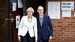 Парламентские выборы в Великобритании: результаты результаты экзит-полов