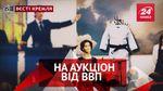 Вєсті Кремля. Від Путіна – з молотка. Премія Іуди для Горбачова