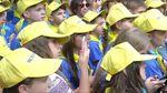 Діти учасників АТО відправилися на відпочинок до Угорщини