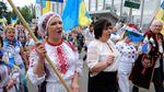 На Донбассе отпраздновали День Европы: фотоотчет