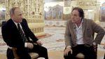 Я просто люблю диктаторів, – Стоун про інтерв'ю з Путіним