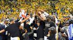 """Голден Стейт Вориорс"" второй раз за три года стали чемпионами NBA"