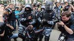 Антикоррупционный митинг в Москве превратился в фарс, – эксперт