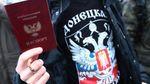"""""""Безвиз есть, а где Россия?"""": в """"ЛДНР"""" бросились делать биометрические паспорта"""