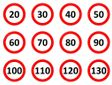 В украинских городах хотят установить новое ограничение скорости