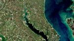 В NASA засекли таинственные бирюзовые образования в Черном море: фото