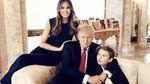 В сеть впервые попали фото родителей Мелании Трамп