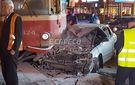 За кермом авто, яке врізалося в трамвай у Києві, був народний депутат Олег Барна, – ЗМІ