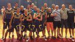 Украинские баскетболисты разгромили россиян в полуфинале чемпионата Европы
