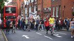 Масові протести та сутички спалахнули внаслідок смертельної пожежі в Лондоні