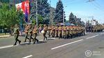 У Маріуполі відбувся військовий парад: фото