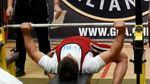 Студент із Харкова встановив світовий рекорд з підйому штанги