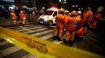 Мощный взрыв прогремел в торговом центре в Колумбии, есть погибшие