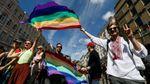 """""""КиевПрайд-2017"""": участники Марша равенства были вынуждены изменить маршрут"""