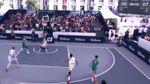 Жіноча збірна України з баскетболу 3x3 стартувала на першості світу із перемоги
