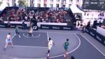 Женская сборная Украины по баскетболу 3x3 стартовала на первенстве мира с победы
