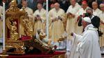 Ватикан планує відлучати від церкви за корупцію