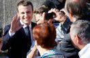 """Предварительные результаты выборов во Франции: побеждают """"макронисты"""""""