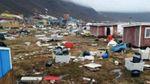 Руйнівне цунамі в Данії: стихія забрала в море 9 будинків