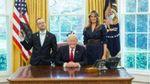 Американский учитель сделал смешное фото с Трампом