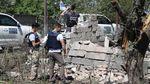 """Терористи """"ДНР"""" здійснили жорстокий збройний напад на спостерігачів ОБСЄ"""