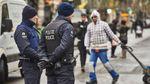 В Бельгии неизвестный на авто пытался наехать на полицейских