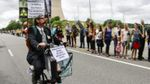 50 тисяч людей утворили живий ланцюг з вимогою закрити найбільшу бельгійську АЕС