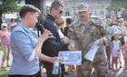 Столкновения во время выступления Савченко в Николаеве: полиция проводит проверку