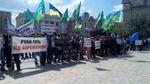 Массовый протест в Кропивницком: аграрии выступили против рейдерского захвата
