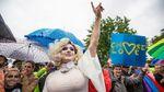 Как в столице Германии отпраздновали легализацию гей-браков: яркие фото