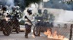 На антиурядових протестах у Венесуелі загинуло майже 90 осіб