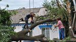 Восточная Украина оправляется от погодного катаклизма