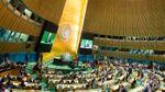 Парубий призвал генсека ООН ограничить конкретные права и возможности России в этой организации