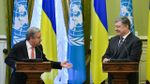 Генсек ООН извинился перед украинцами
