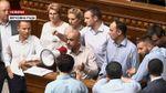 Реформы под рупоры в зале: депутаты в последний раз заседают этим летом
