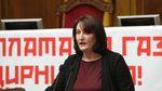 Корчак жалуется на зарплату в 12-15 тысяч гривен, которую получают ее подопечные