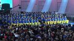 Украинский дефлимпийцев торжественно провели на 23-е летние игры