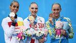 Україна здобула першу медаль на чемпіонаті світу з водних видів спорту
