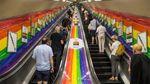 """Больше никакого """"леди и джентельмены"""": в Лондонском метро изменили приветствие"""
