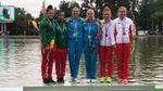Украинские байдарочницы стали чемпионками Европы в зрелищном заплыве: появилось видео